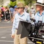 El director de fotografía Vittorio Storaro, investido como Profesor Honorífico por la ECAM