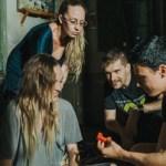 Comienza en Sevilla el rodaje de 'Ánimas', primer largo de ficción de La Claqueta PC
