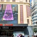 Los Cines Callao del centro de Madrid cierran temporalmente por la crisis sanitaria
