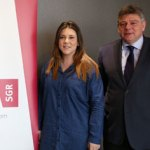 Crea SGR beca a una alumna de la diplomatura en producción de la ECAM