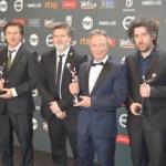 'El ciudadano ilustre', premio Platino a la mejor película en la capital iberoamericana de Europa