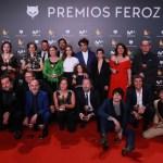 'Verano 1993' en cine y 'Vergüenza' en televisión triunfan en los quintos Premios Feroz