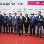 Se estima que el impacto económico de los pasados Premios Forqué en Zaragoza fue de más de 12 millones de euros, un 53 por ciento más
