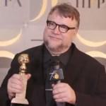 Guillermo del Toro gana el Globo de Oro a la mejor dirección por 'La forma del agua'