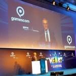 El ministro de Cultura, José Guirao, apoya al sector del videojuego nacional en GamesCom 2018