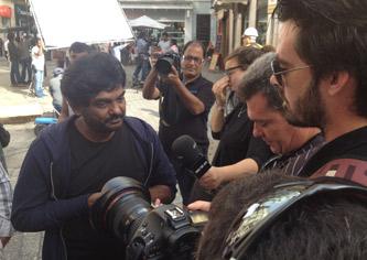 Puri Jagannadh, director de 'Heart Attack'