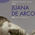 Filmax trae a los cines españoles el montaje de la ópera 'Juana de Arco' en HD
