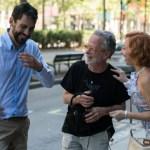 Se rueda 'La tribu' una comedia de Fernando Colomo producida por Mod y Atresmedia