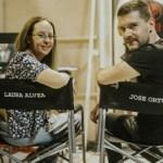 Finaliza el rodaje de 'Animas', segundo largometraje de Laura AlveayJosé Ortuño