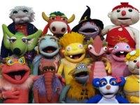 El Teatro Circo Price acoge una exposición de más de cien muñecos del cine, la TV y la publicidad