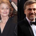 Charlotte Rampling y Christoph Waltz, premios de honor del cine europeo