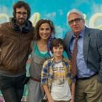 Concluye el rodaje de 'Sol a cantaros', la nueva comedia de Dani de la Orden