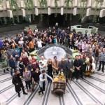 José Luis Cuerda finaliza el rodaje de la comedia 'Tiempo después'