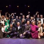 El reparto de 'La novia' se lleva tres galardones de la Unión de Actores y Actrices