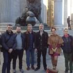 La Unión de Actores defiende el Estatuto del Artista en el Congreso de los Diputados