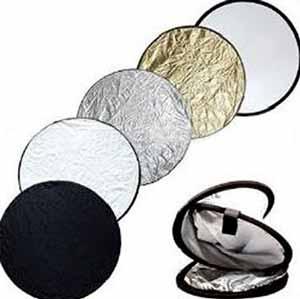 Reflector de luz de 110 cm