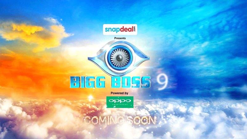 Bigg Boss 9 Contestants list