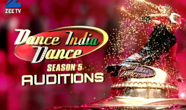 Dance India Dance season Auditions & Registration Details