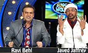 Javed Jaffrey and Ravi Behl