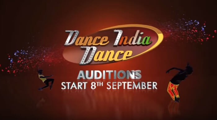 Dance India Dance Season 6 2017 Auditions