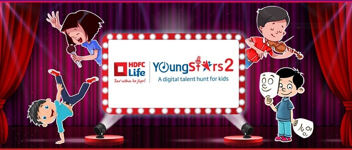 HDFC Life Youngstars Season 2 Auditions 2017 & Online Registration