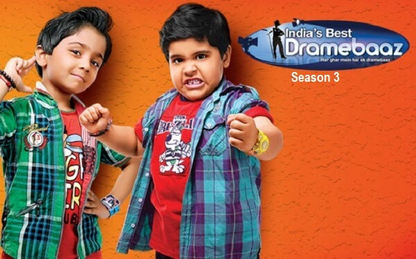 India's Best Dramebaaz 3 Auditions, 2018 Registration Form Online