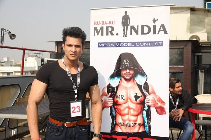 Mr. India 2017 Audition