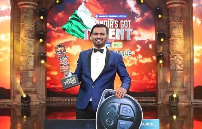 India's Got Talent Season 8 Winner: Magician Javed Khan won the trophy