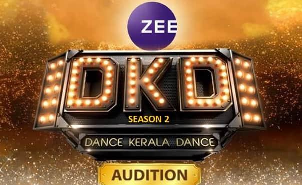 Dance Kerala Dance Season 2 Auditions 2019-20 and Registration Form