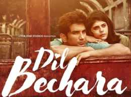 Dil Bechara Release Date, Story, Cast, Trailer, Watch on Disney+ Hotstar