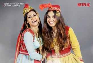 Dolly Kitty Aur Woh Chamakte Sitare Release Date, Cast, Trailer on Netflix