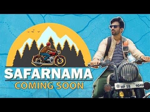 Safarnama Start Date, Host, Broadcasting on Epic TV New Travel Show