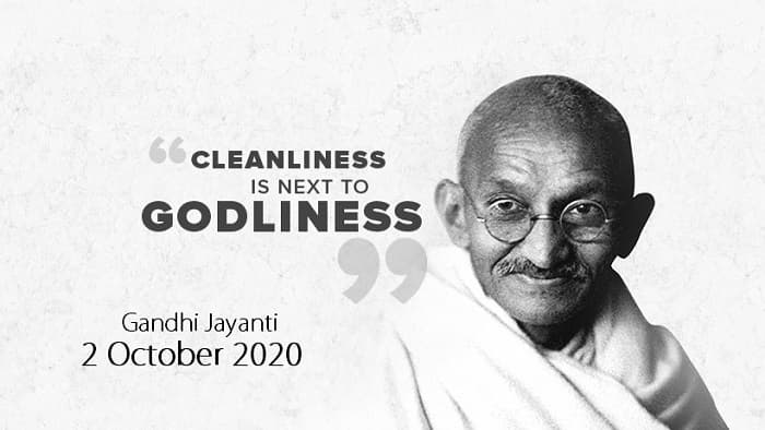 Gandhi Jayanti 2020 Wishes, Quotes, How Many Years Completed
