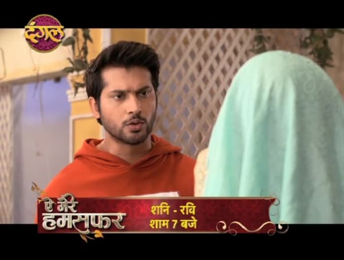 Aye Mere Humsafar Episode 42: Will Vidhi ever show her face to Ved?