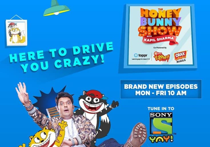 The Honey Bunny Show with Kapil Sharma Start Date, Schedule, Cast