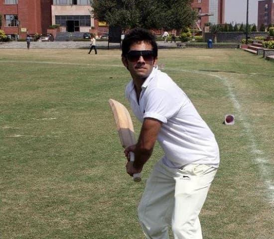 Cricket will always be Aman Gandhi's, first Love