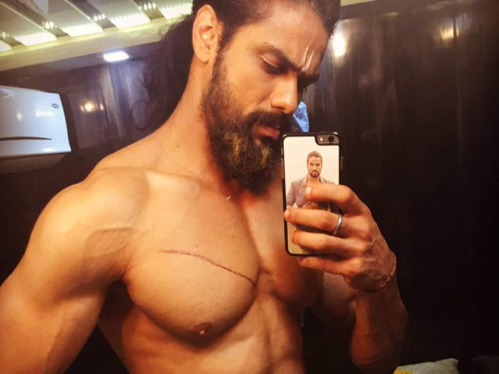 Mahabharat actor Arpit Ranka to make come back on tv screens with Brahamarakshas 2