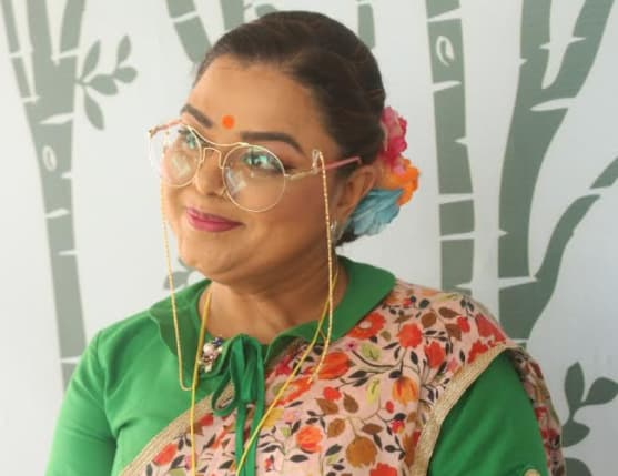 Gulfam Khan Hussain, My character Manorama will remind the audience of 1970s heroines