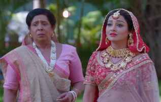 Prem Bandhan - Janki threatens Shastri family