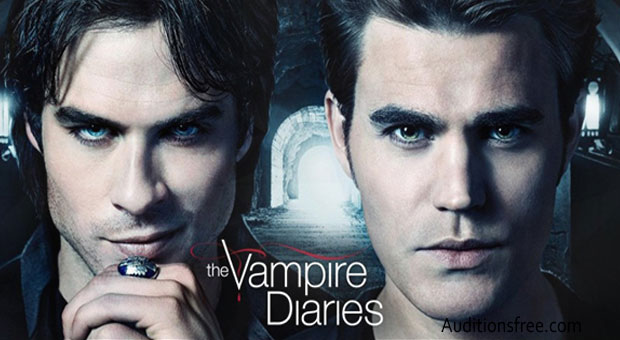 Casting call for Vampire Diaries