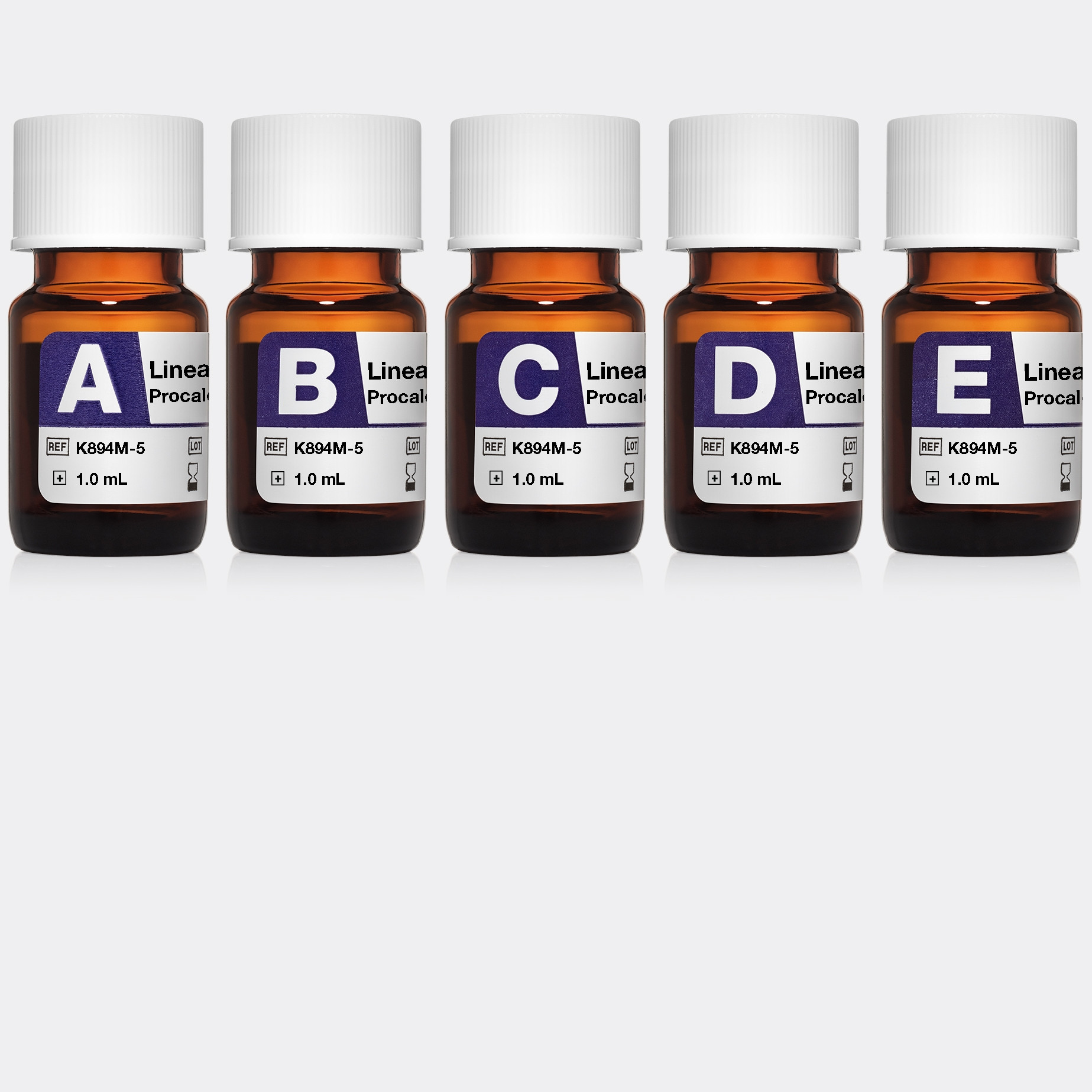 Linearity Fd Procalcitonin For Roche Systems Calibration