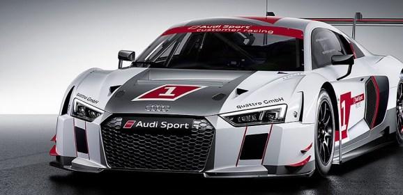 Audi R8 LMS 2016 su iRacing