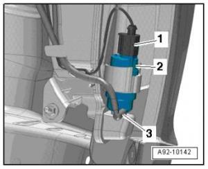 Windshield washer jets do not work Help?  AudiWorld Forums