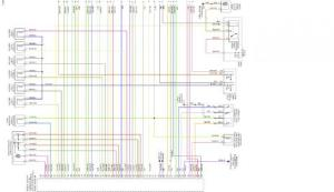 2002 Allroad  injector wiring diagram  ecu pinout