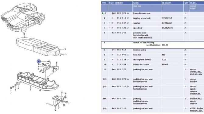 seat heater wiring diagram assistance please  audiworld forums