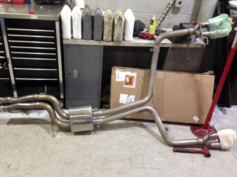 audi a4 awe tuning b8 s4 track exhaust