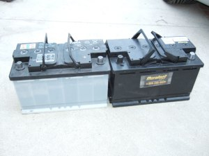 Batterie Audi A4 audi a4 remplacement de la batterie the
