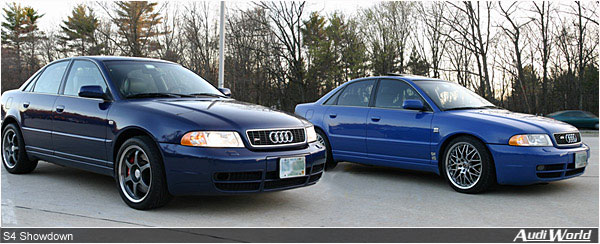 S4 Showdown: APR Stage III and AWE RS4 - AudiWorld