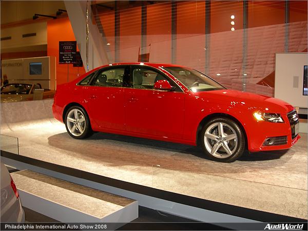 Philadelphia International Auto Show Coverage AudiWorld - Philadelphia international car show