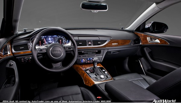 2014 Audi A6 Ranked By Autotrader Com As One Of Best